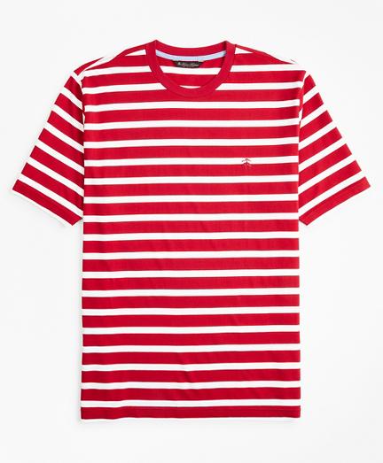 Supima® Cotton Stripe T-Shirt