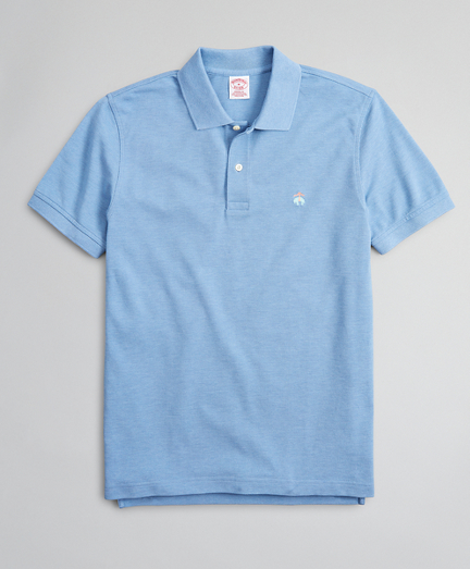 Brooksbrothers Original Fit Stretch Supima Cotton Performance Polo Shirt