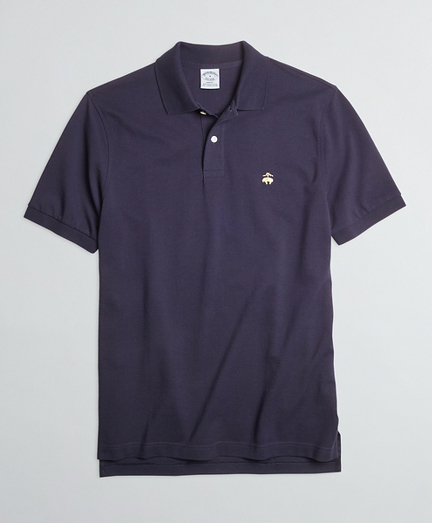 Slim Fit Stretch Supima® Cotton Performance Polo Shirt