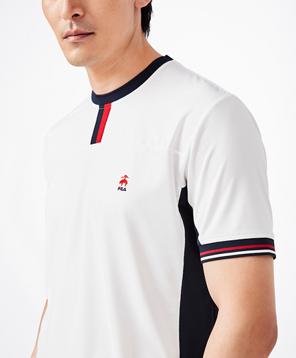 Brooks Brothers x FILA Deuce T-Shirt