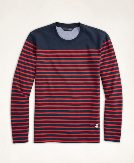 Mariner Stripe Long-Sleeve T-Shirt