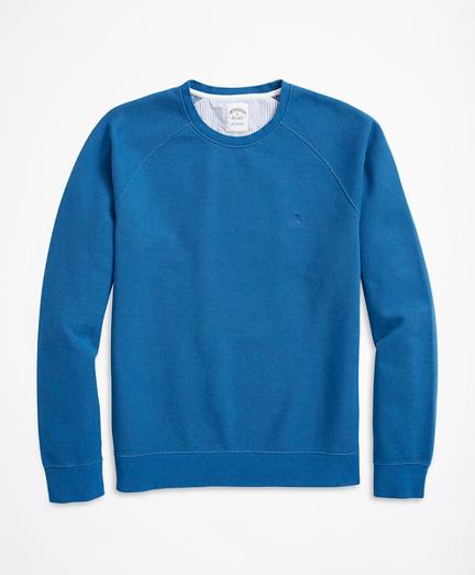 Athletic-Inspired Sweatshirt