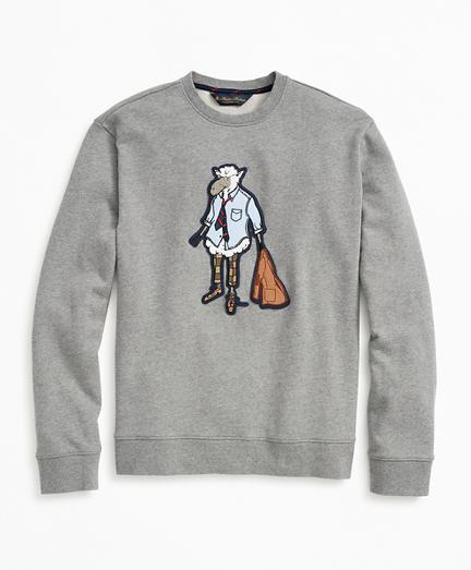 Henry the Sheep Graphic Sweatshirt