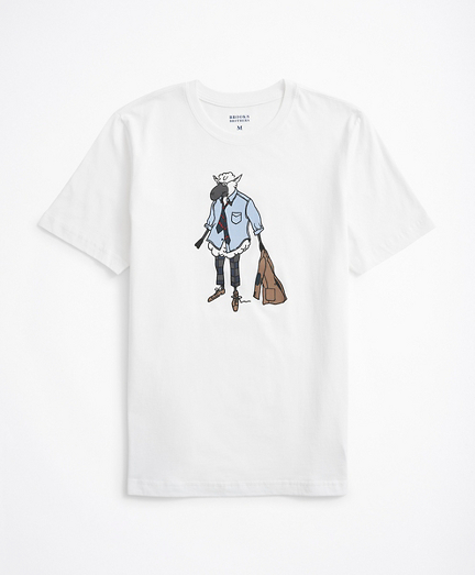Henry the Sheep Graphic T-Shirt