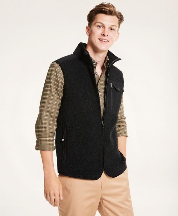 Fleece VestBlack product