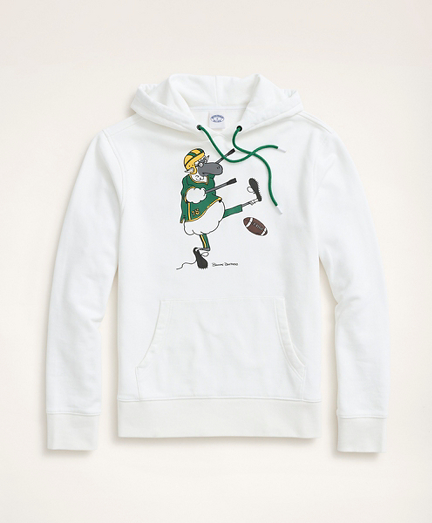 Henry Playing Football Graphic Hoodie