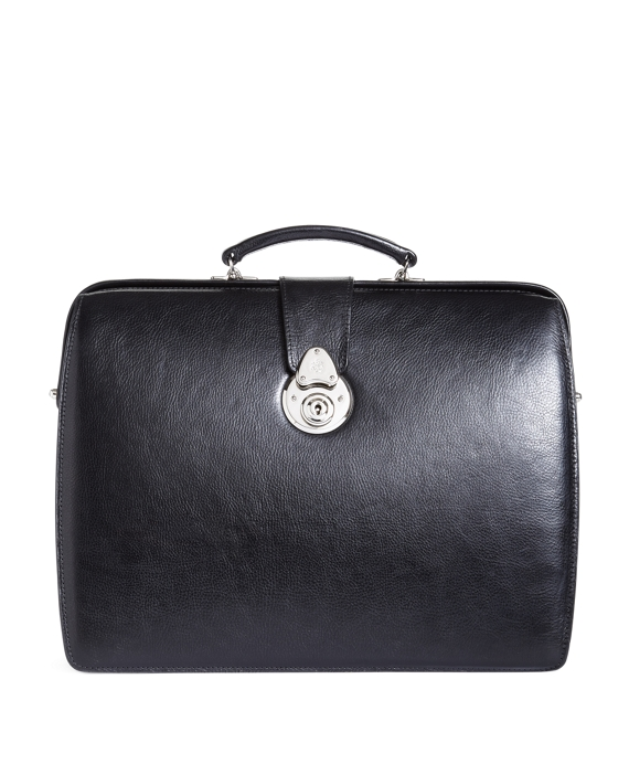 Lawyers Small Briefcase Black