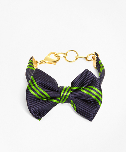 Bow Tie Bracelet by Kiel James Patrick