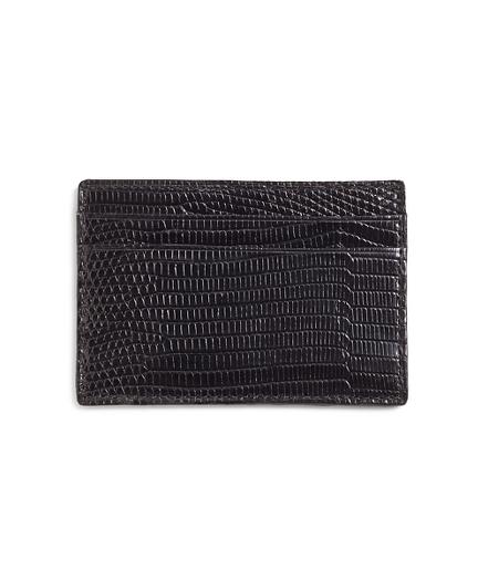 Lizard Slim Card Case