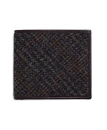 Harris Tweed Euro Wallet