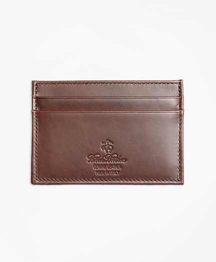 Soft Leather Card Case