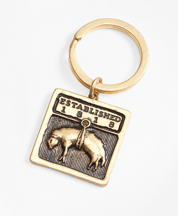 200th Anniversary Special-Edition Keychain Gold