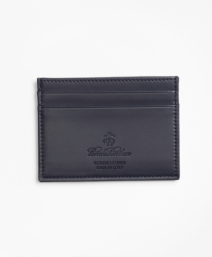 200th Anniversary Special-Edition Leather Card Case