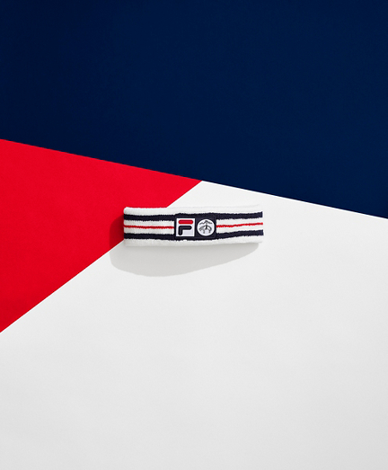 Brooks Brothers x FILA 76 Headband