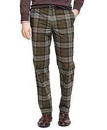 Clark Fit Tartan Pants