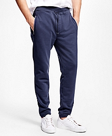 French Terry Drawcord Pants