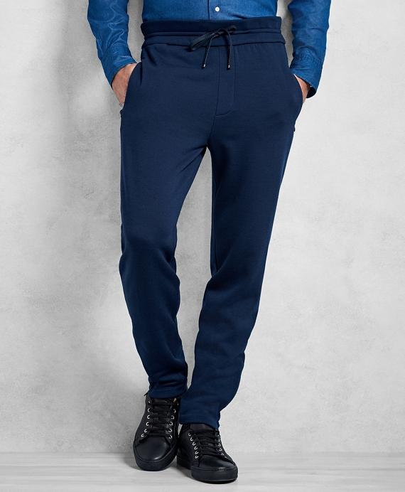 Golden Fleece® BrooksTech™ Performance Merino Wool Pants Navy