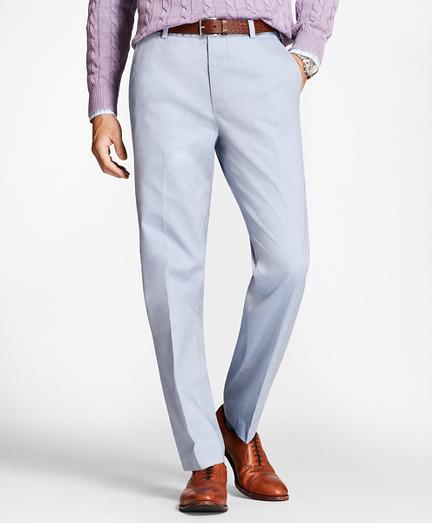 Non-Iron Clark Fit Supima® Cotton Oxford Chinos