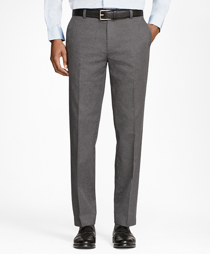 Milano Fit Three-Color Houndstooth Advantage Chinos®