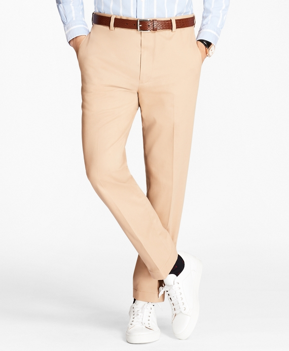 Clark Fit Stretch Advantage Chinos® Dark Khaki