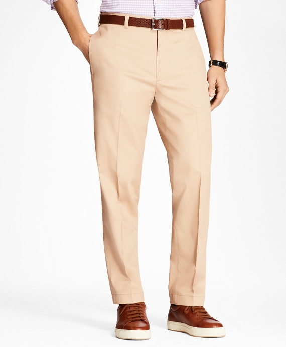 Clark Fit Lightweight Stretch Advantage Chinos® Dark Khaki