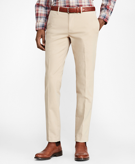 Soho Fit Cotton Twill Stretch Chinos