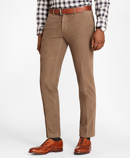 Soho Fit Moleskin Stretch Chinos