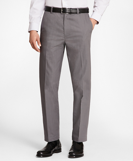 Clark Fit Micro-Glen Plaid Stretch Advantage Chinos®