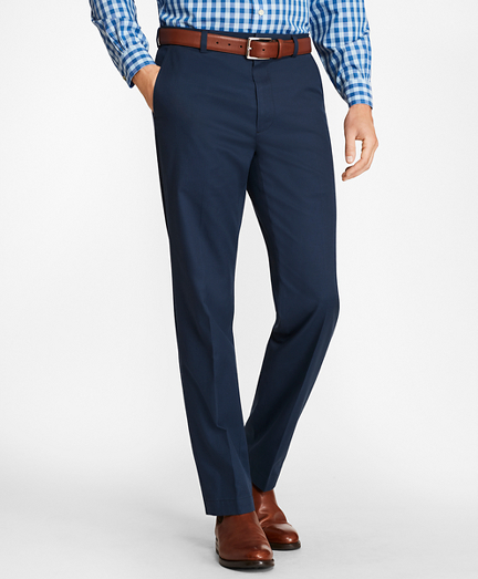Clark Fit Multi-Check Stretch Advantage Chinos®