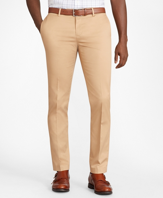 Soho Fit Lightweight Stretch Advantage Chino® Pants British Khaki