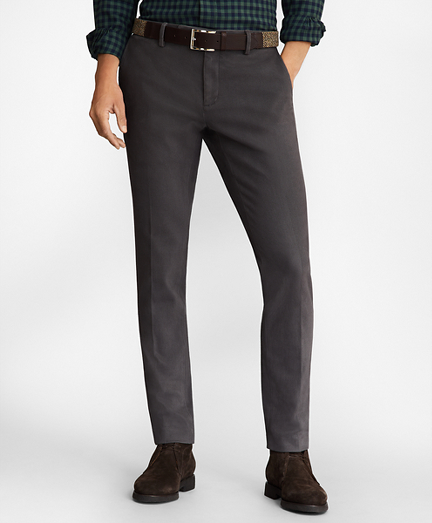 Soho Fit Brushed Twill Stretch Chinos
