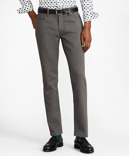 Slim-Fit Stretch Advantage Chino® Five-Pocket Pants