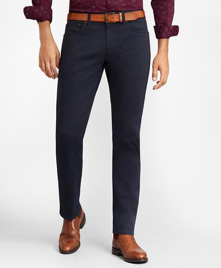 Slim-Fit Stretch Advantage Chino® Five-Pocket Pants