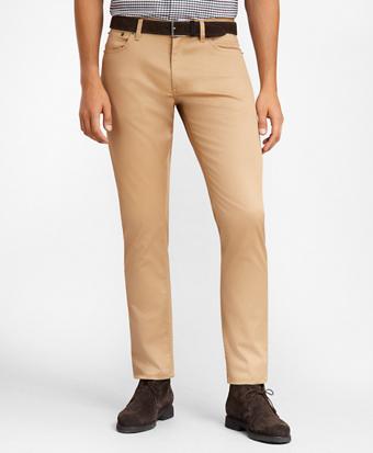 Slim-Fit Lightweight Stretch Advantage Chino® Five-Pocket Pants