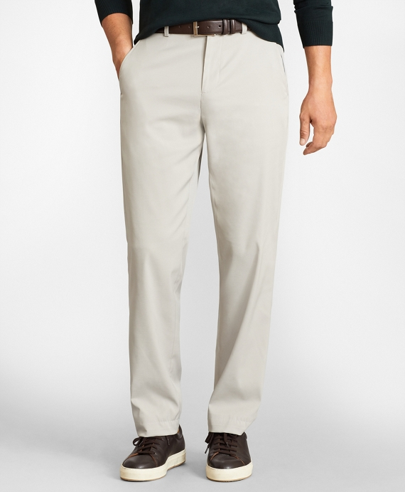 Clark Fit Tech Chino Pants Grey