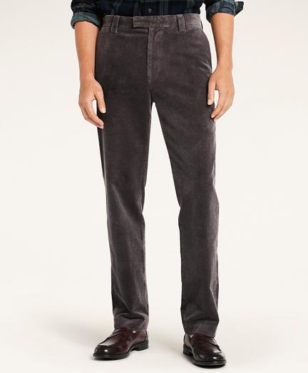 Clark Fit Wide-Wale Stretch Corduroy Pants