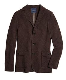 Cashmere Sweater Jacket
