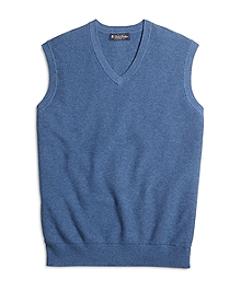 Cotton Cashmere Vest