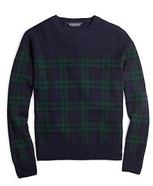 Black Watch Crewneck Sweater