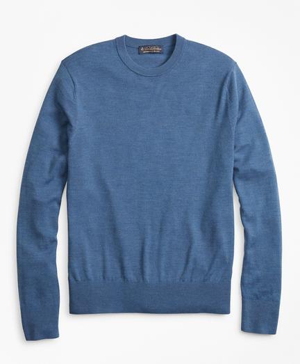 BrooksTech™ Merino Wool Crewneck Sweater