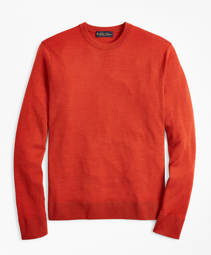 BrooksTech™ Merino Wool Crewneck Sweater