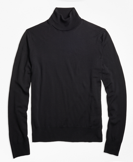 BrooksTech™ Merino Wool Turtleneck