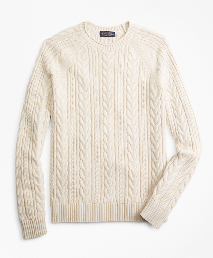 Fisherman Rollneck Sweater