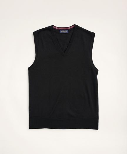 Italian Merino Sweater Vest