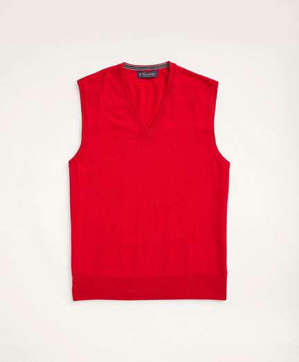 Merino Sweater Vest