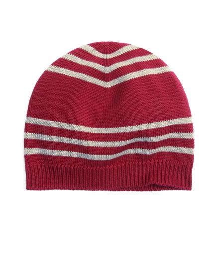 Cotton Rugby Stripe Hat