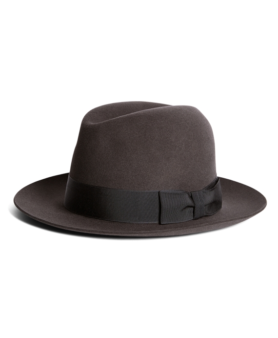 b0e12acfda0 Men s Lock and Co. Chelsea Dark Grey Fedora