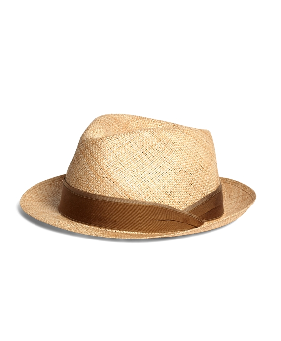 Lock & Co. Natural Duet Trilby Natural