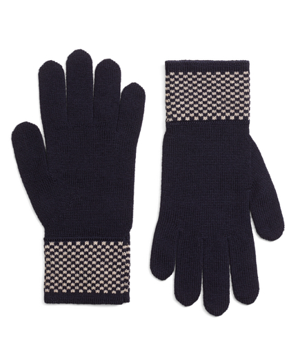 Multipattern Gloves