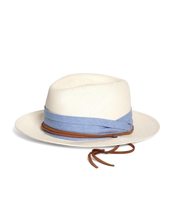bb2e15e83b3 Panama Hat - Brooks Brothers